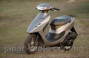 Мопед Honda Dio 34 (серо-горчичный) 49 см.куб