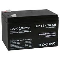 Аккумулятор свинцовый Logicpower 12V - 14 Ah LPM 150х98х95