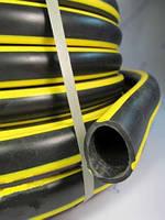 """Шланг поливочный Borika 1"""" (резина+силикон, толщина стенки 3,5 мм) (бухта 20 метров)"""