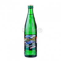 Лужанська вода мінеральна 0,5л
