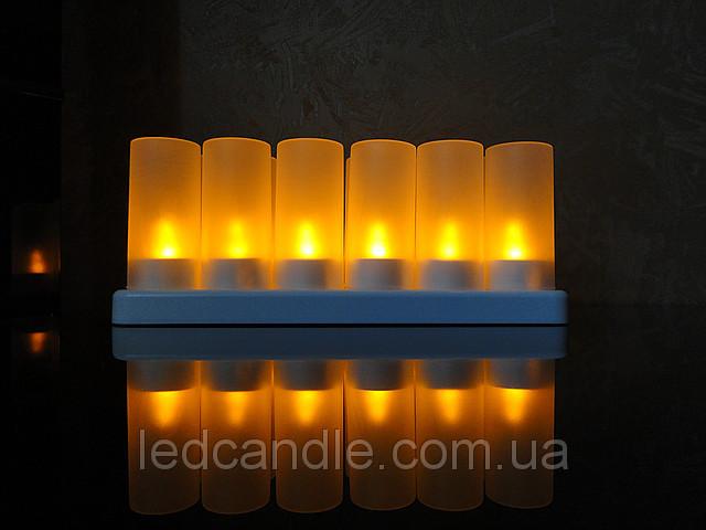 набор светодиодных свечей