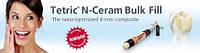 Tetric N-Ceram Bulk Fill 3,5г