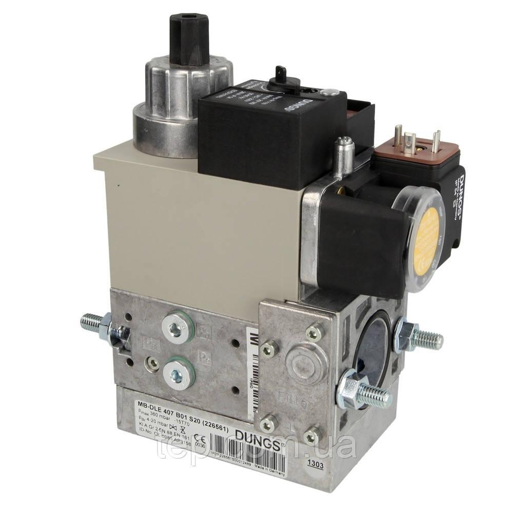 Блок газовых клапанов С21/2Н-4-04