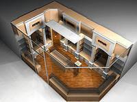 Дизайн проект магазинов, торговых и развлекательных центров