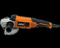Углошлифовальная машина AEG WS 22-230 E, фото 1