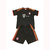 Детская футбольная форма Бавария резервная CO-3900-BM-2