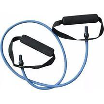 Эспандер для фитнеса, синий (l-120 см)