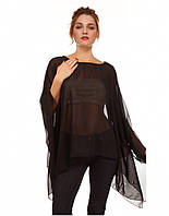 Черная блузка Nix