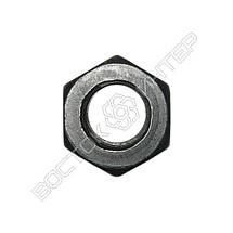 Гайка высокопрочная М16 ГОСТ 22354-77 | Размеры, вес, фото 3