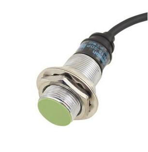 Датчик приближения индуктивный 5 мм, скрытый, резьба М18, NPN, нормально открытый