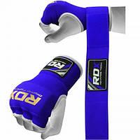 Бинт-рукавичка RDX Inner Gel Blue