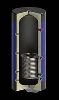 Емкость буферная Werden Classik УН 4000 л с утеплителем и нижним теплооменником