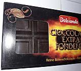 Шоколад черный Dolciando, Cioccolato extra Fondente, Италия, 500 г, фото 2