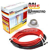 Теплый пол - Двухжильный нагревательный кабель WARMSTAD  WSS - 110 Вт  (0,6 – 0,8 м2)