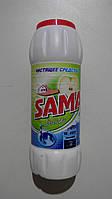 Чистящее средство для посуды, SAMA, яблоко, 500 г