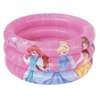 """Детский надувной бассейн """"Принцессы"""" Bestway 91046"""