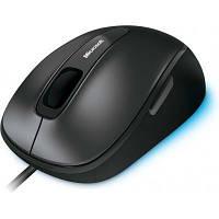 Мышка Microsoft BlueTrack Comfort 4500 USB Black OEM (4EH-00002)