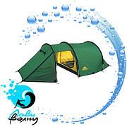 Палатки трехместные