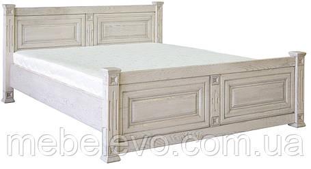 Кровать  деревянная Милениум 160 970х1785х2200мм    Мебель-Сервис, фото 2