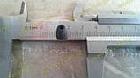 Отбойник буфер резиновый лючка бензобака Lanos Sens Ланос Сенс GM 96246535\96452041, фото 2