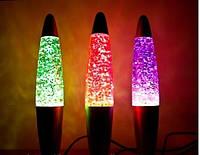 Глиттер лампы (лава лампы)