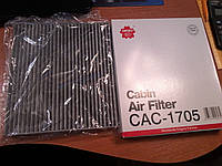 Фильтр салона угольный Mazda 6 (GG/GY/GH), CX-7 (ER), Mazda 2 (DY)