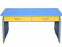 Стол детский с ящиками регулируемый по высоте, Столы для детских садов