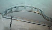 Монтаж короба из гипсокартона на потолке