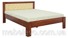 Кровать  деревянная Стронг 160 900х1720х2070мм    Мебель-Сервис