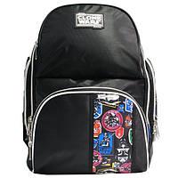 Рюкзак OL-8214-1CW Clone Wars черный