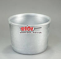 Форма для выпечки кулича (паски) алюминиевая 1,5л (d-14,5см, h-10,5см) ПРОЛИС ФПК-003