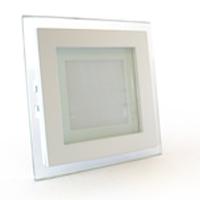 Точечный светодиодный светильник Glass Rim 6W