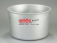 Форма для выпечки кулича (паски) алюминиевая 2,0л (d-17см, h-11см) ПРОЛИС