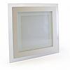 Точечный светодиодный светильник Glass Rim 12W