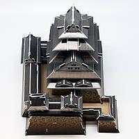 "MC099h Трехмерная головоломка-конструктор CUBIC FUN ""Замок Химэдзи"""
