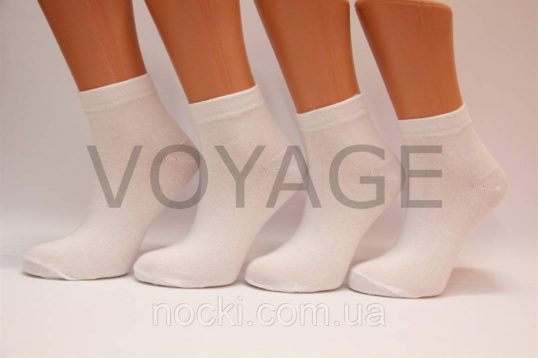 Женские носки средние с хлопка компютерные Стиль люкс Ф8 KJ