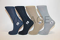 Стрейчевые женские носки Житомир гладкие, фото 1