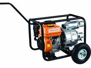 Энергомаш БП-8750ГВ мотопомпа бензиновая для грязной воды