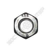 Гайка высокопрочная М20 ГОСТ Р 52645-2006, фото 2