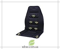 Автомобильный массажёр - массажная накидка на кресло