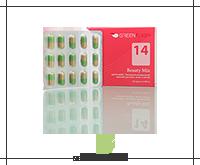 Витаминно-минеральный комплекс для кожи, волос и ногтей «Бьюти микс»