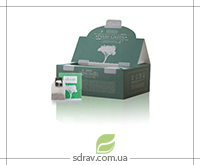 Китайский зеленый чай со смородиной и грибом рейши