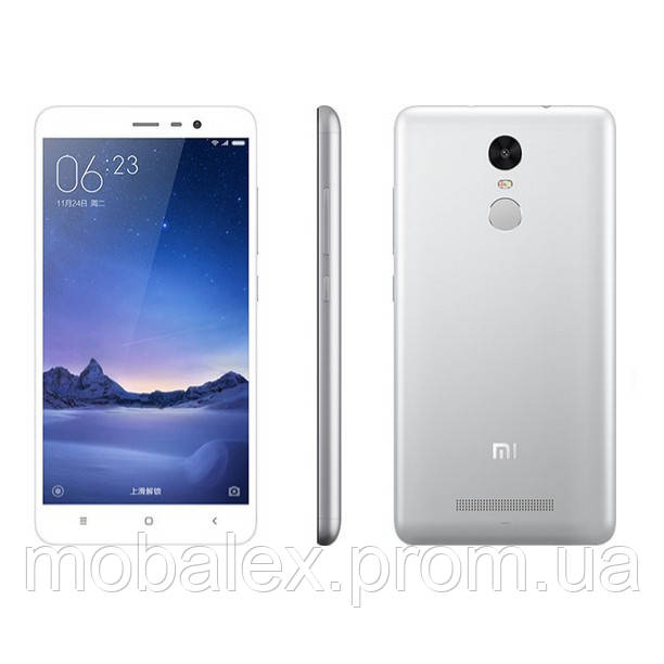 Xiaomi Redmi Note 3 Pro 2/16GB (Silver)1 мес., фото 1