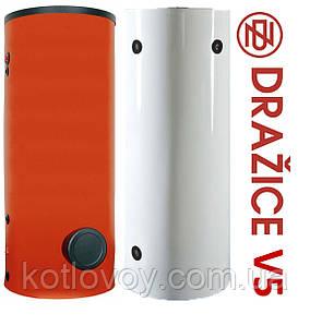 Аккумулирующие баки без внутреннего бойлера Drazice NAD V5 500 л.
