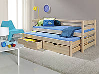 Ліжко букове двоярусне Ольга