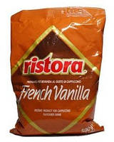 Капучино French Vanilla RISTORA 500г, Италия (Ристора Ваниль)