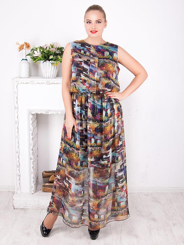 Платье с шифоном купить украина