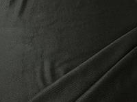 Ткань диагональ (ЦВЕТ ЧЕРНЫЙ) пл.205 г\м.кв., шир.85 см