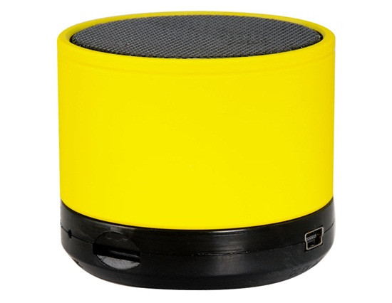 Портативная bluetooth колонка MP3 S10 HLD60 Yellow