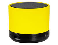 Портативная bluetooth колонка MP3 S10 HLD60 Yellow, фото 1